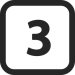 Numbers-3-icon